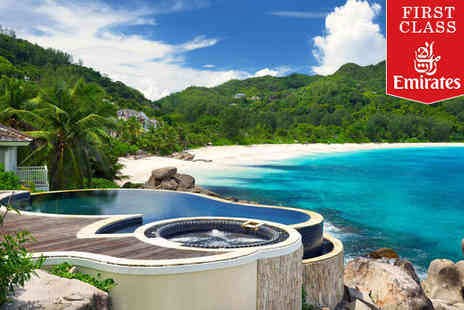 Banyan Tree Seychelles - Five Star 7 nights Stay in a Sanctuary Ocean View Pool Villa - Save 0%