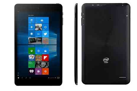 Groupon Goods Global GmbH - SmartPro Windows10 Tablet PC With Free Delivery - Save 0%
