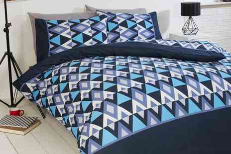 Groupon Goods Global GmbH - Two for One Duvet Sets - Save 0%