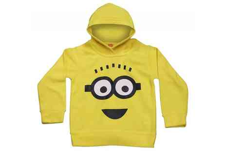 Groupon Goods Global GmbH - Minions Themed Hoodie - Save 0%