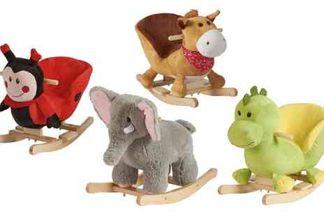 Groupon Goods Global GmbH - Animal Rocker With Free Delivery - Save 57%