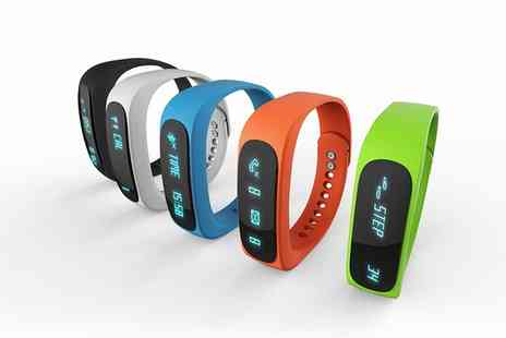 Groupon Goods Global GmbH - Apachie Smart Bluetooth Sports Activity Tracker - Save 0%