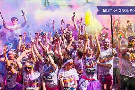 Wembley Park - The Color Run on 11 June to 23 September in London, Manchester or Brighton - Save 18%