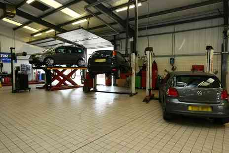 Fife Autocentre - MOT and Winter Check - Save 0%