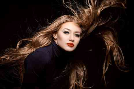 Manor Studio - Cut and Blow Dry with Conditioning Treatment or Full Head of Colour - Save 0%