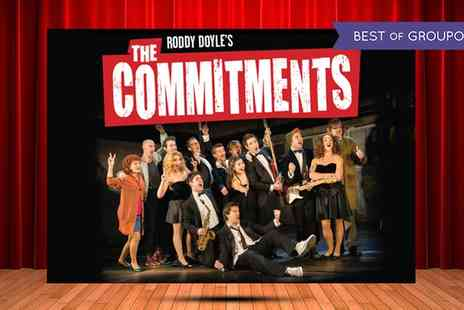 New Theatre - The Commitments at New Theatre Oxford on 9 To 14 January - Save 50%