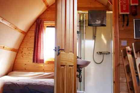 Wigwam at NDAC - One or Two Nights Stay for Two in Ensuite Deluxe Wigwam and for up to Five in Standard Wigwam - Save 54%