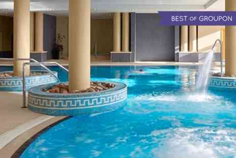 Radisson Blu Hotel - One or Two Nights for Two with Breakfast, Late Check Out Plus Spa and Dinner Credit - Save 0%