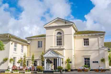 Penventon Park Hotel - Two Nights Stay for Two with Full English Breakfast and Spa Access - Save 43%