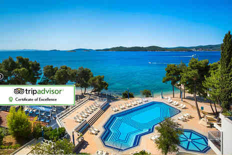Weekender Breaks - Four or seven night all inclusive Croatia break with flights - Save 41%