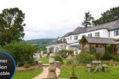 Lavender House Hotel - Two night Devon getaway with breakfast plus dinner - Save 55%