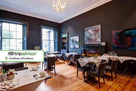 No 11 Brunswick - Two course festive Scottish lunch for two - Save 0%