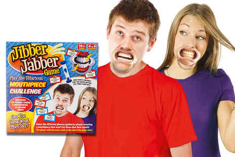 Media4Less - Jibber Jabber party game - Save 65%