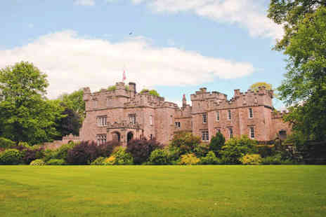 Otterburn Castle Hotel - One or two night break for two with breakfast include a three-course meal - Save 36%