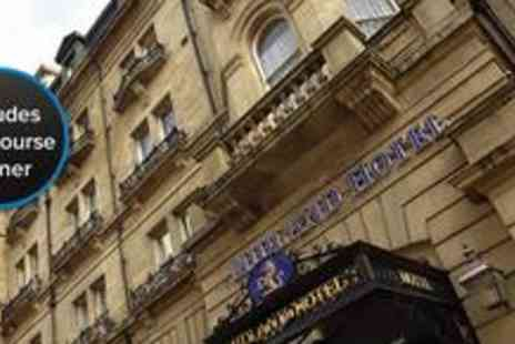 Midland Hotel - One night Bradford break for two in Bradford - Save 59%