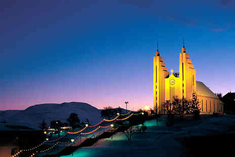 Akureyri and the Arctic North - Two nights Stay in a Standard Room at the Hotel Norourland in Akureyri - Save 0%