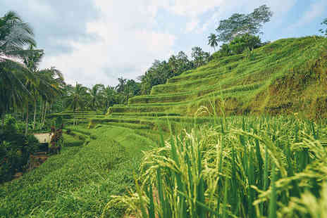Ubud Village Hotel - Four Star 5 nights Stay in a Deluxe Room at The Ubud Village - Save 0%