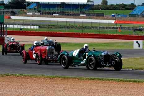 Silverstone  - Historic Motor Racing Event with VIP Hospitality and Pit Access on 5 August 2017 - Save 0%
