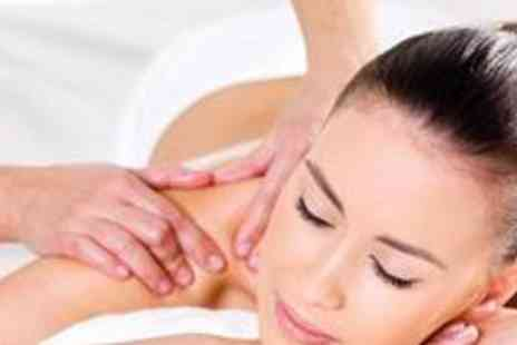 Hair & Beauty By Vida - Prescription facial and a 30-minute back neck and shoulder massage - Save 65%