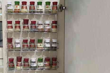Groupon Goods Global GmbH - Four Tier Spice Rack - Save 0%