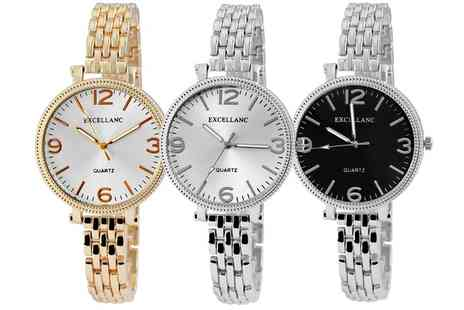 Groupon Goods Global GmbH - Excellanc Womens Quartz Watch - Save 0%