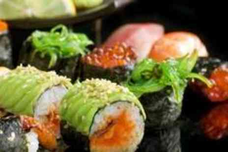 Wens Kitchen - Beginner fusion style sushi making course for two - Save 78%
