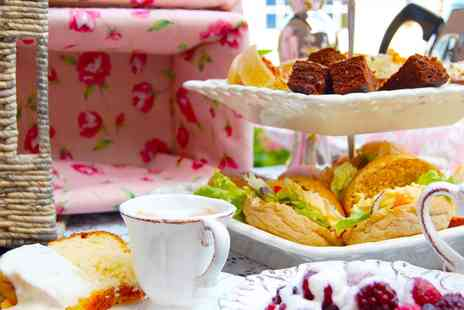 Dollys Vintage Tearoom - Festive Afternoon Tea for Two or Four - Save 0%