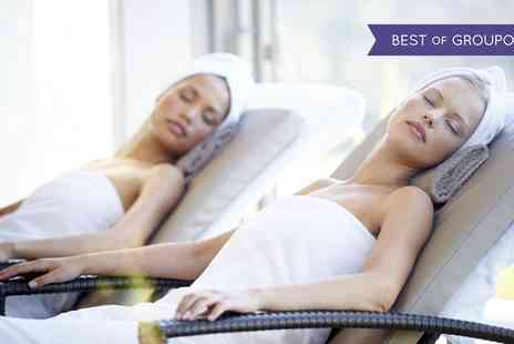 Beauty and Melody Spa - One Hour Pampering Session, Two Hour Spa Access and Refreshments for Two - Save 60%