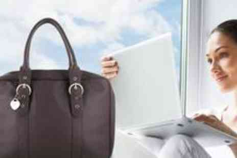Jewellery Hall - Chic Storm laptop bag - Save 65%