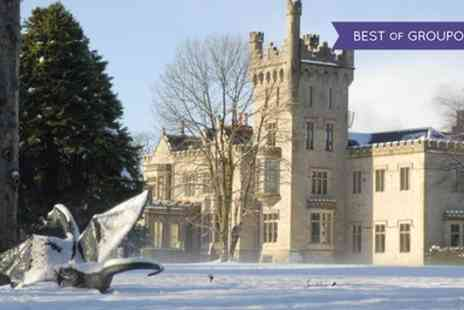 Solis Lough Eske Castle - One or Two Nights Stay for Two with Dinner, Leisure Access and Extras - Save 23%