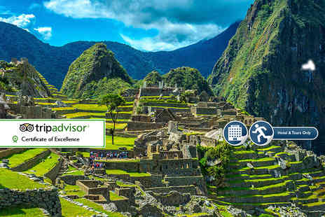 Inkayni Peru Tours - Seven day Inca Trail Machu Picchu tour and trek including accommodation, transfers, breakfast and selected meals - Save 60%