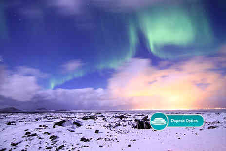 Crystal Travel - Four night Iceland and Niagara Falls break with with flights - Save 31%