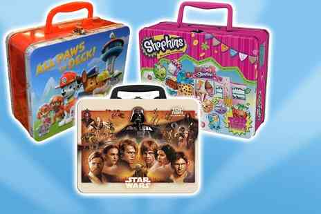 Linen Ideas - Top Trumps collectors tin choose from Star Wars, Paw Patrol, Shopkins and One Direction - Save 44%