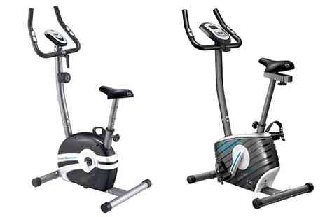 Groupon Goods Global GmbH - BodySculpture Magnetic Exercise Bike With Free Delivery - Save 0%