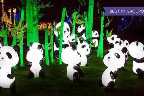 Weli Ceative - Magical Lantern Festival on 4 December 2016 to 2 January 2017 - Save 32%