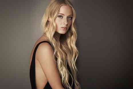 The Makeover Lounge - Half Head of Foils or Full Head of Colour with Cut, Blow Dry and Conditioning Treatment - Save 55%