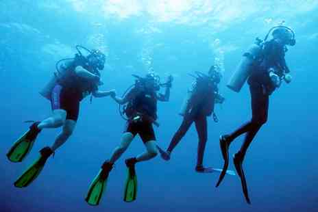 Divemaster Scuba - SSI Scuba Diving Course with Kit Hire and Online Training Materials - Save 57%