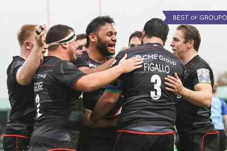 Saracens - Saracens v Exeter on 7 January or v Toulon on 21 or 22 January - Save 0%