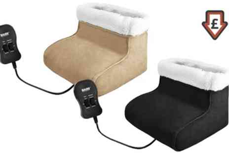 Groupon Goods Global GmbH - One or Two Bauer Professional Foot Warmers - Save 70%