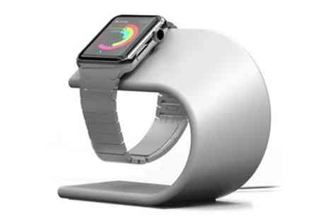 Groupon Goods Global GmbH - Aluminium Stand for Apple Watch - Save 63%