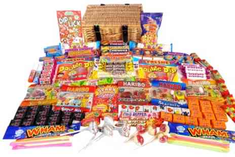 Groupon Goods Global GmbH - Choice of Retro Sweet Hampers - Save 67%
