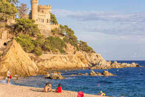 Weekender Breaks - Three night all inclusive Costa Brava break with flights - Save 47%