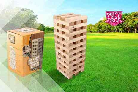 ViVo Technologies - Giant jenga tower - Save 74%