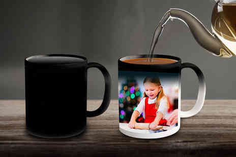 Harrier LLC - Personalised magic photo mug - Save 50%