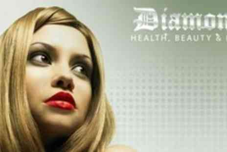 Diamond Hair and Beauty - Cut and Finish With Deep Conditioning Treatment - Save 61%