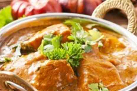Dine India - Traditional Indian Feast For Four - Save 63%