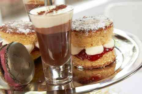 Lace Market Hotel - Afternoon Tea for Two or Four at Saints Bar - Save 17%