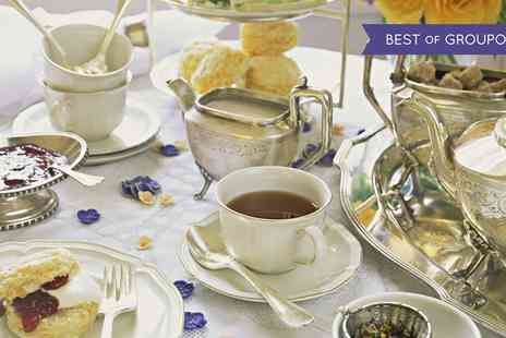 Ingram Wynd - Afternoon Tea with Optional Bottle of Prosecco for Two - Save 0%