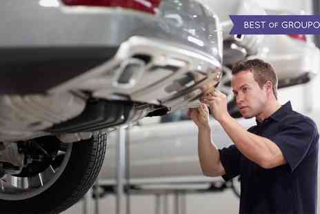 Cromptons Automotive - Car Service with Diagnostic Check and Optional MOT - Save 72%