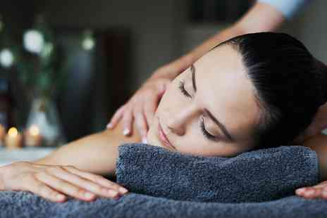 Tony and Guy Splash Fab Beauty - Deep Tissue Back, Neck and Shoulder Massage or 30 Minute Express Facial - Save 47%
